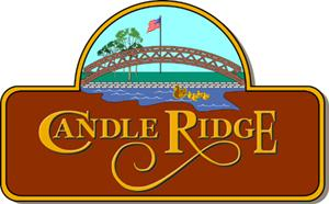 CandleRidge Logo by Tom Murray